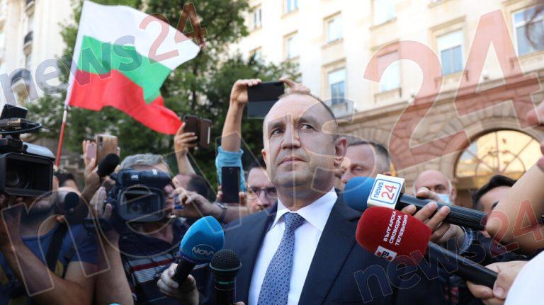 Радев: Държавата да подкрепя приоритетно българския производител (СНИМКИ/ВИДЕО)