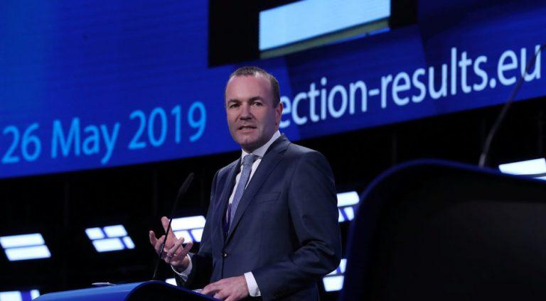 Манфред Вебер: Уважение към протестиращите, но изборите през март ще решат