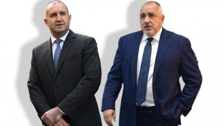 """Радев назначава министри, Борисов сменя """"върха"""" на ГЕРБ"""