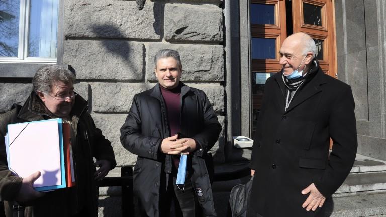 """Не позволиха на Малинов да се яви на изборите с """"русофили"""" в името"""