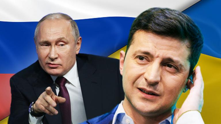 Зеленски към Путин: Да се срещнем където и да е в украинския Донбас, където се води война