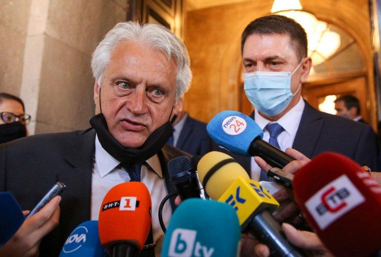Рашков обвини ВСС в категорично поведение на подкрепа за Гешев