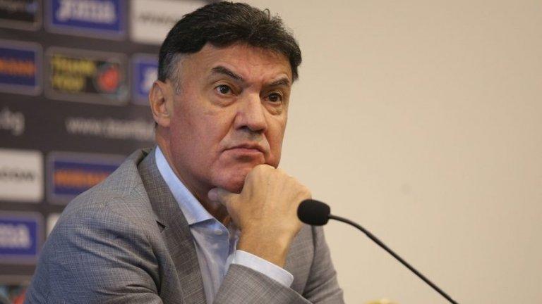 """""""Не сте много интересни"""" – Борислав Михайлов се подразни на журналистически въпроси (ОБНОВЕНА)"""