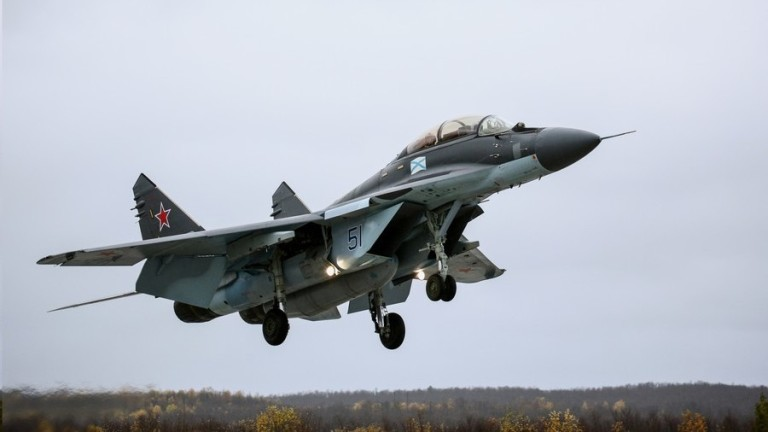 Откриха черната кутия на падналия МиГ-29 (ОБНОВЕНА)