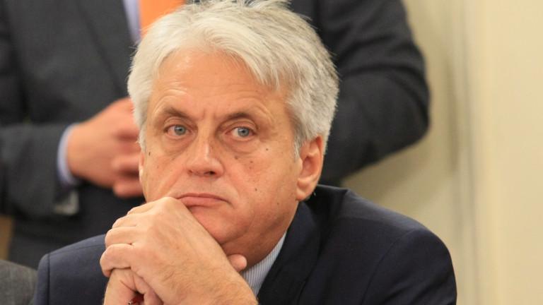 Рашков отстрани от длъжност шефа на пловдивската полиция