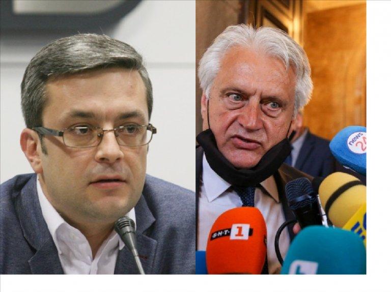 Биков избухна: Рашков е свързан с най-мръсните интереси на прехода!