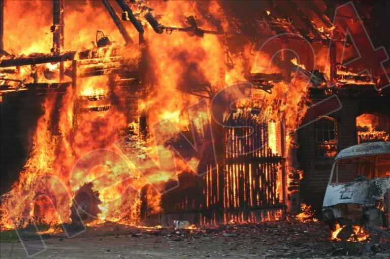 Късо съединение причинило пожара в хотел край Созопол