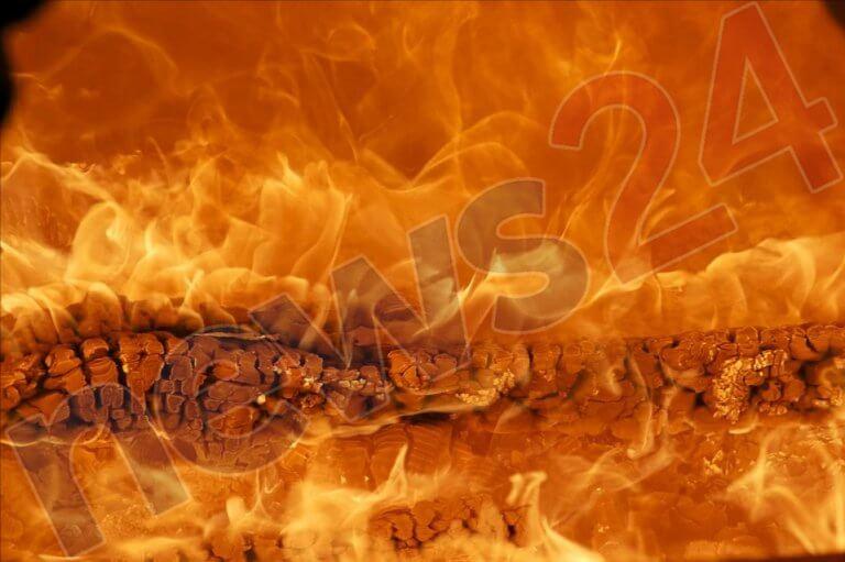Пожар избухна в COVID отделение в Русе