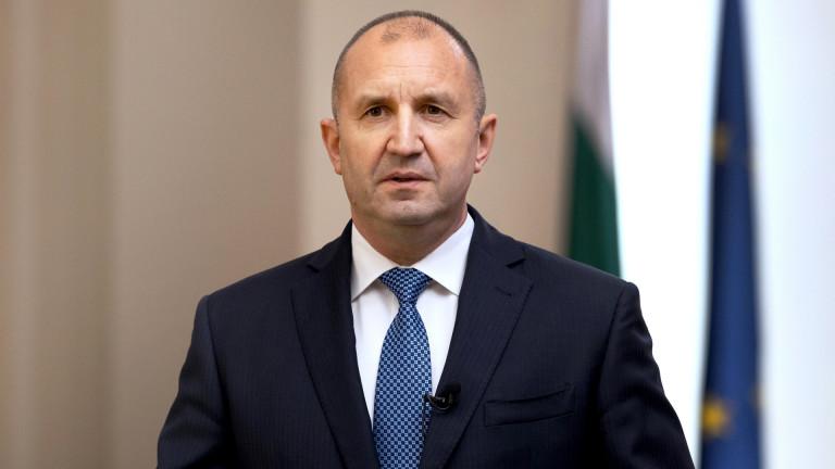 Радев ще се консултира с партиите, преди да даде мандата на ИТН (ВИДЕО)