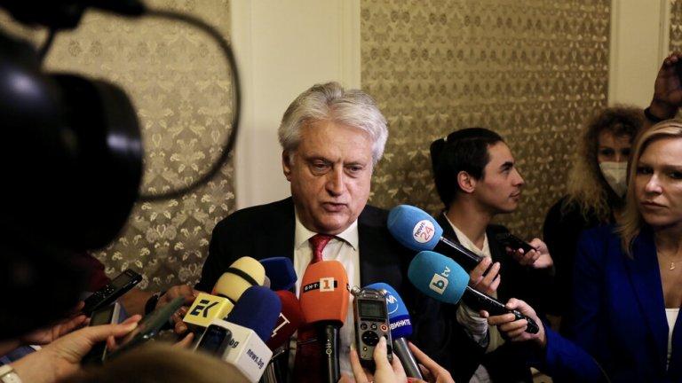 """Бойко Рашков не изключва """"заложени бомби"""" с цената на тока"""