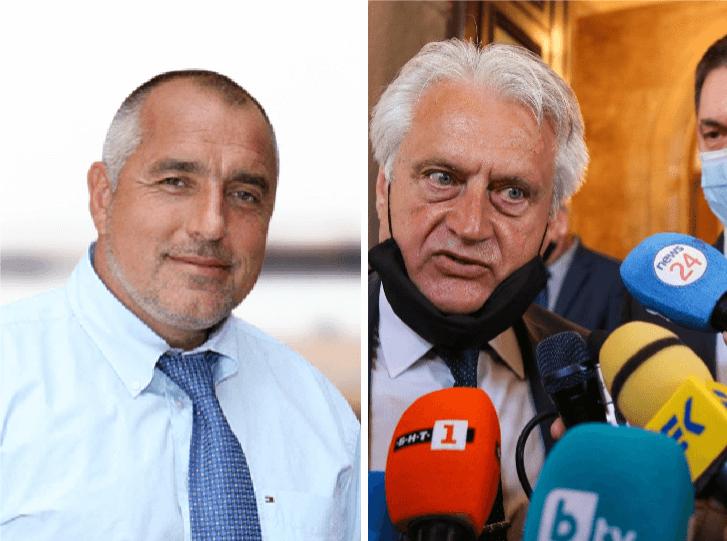 Бойко Рашков обяви, че ще съди Бойко Борисов!