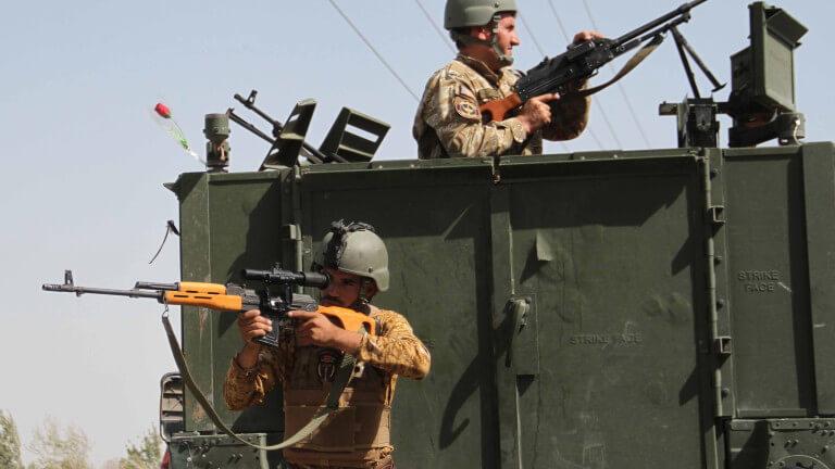 Водят се ожесточени боеве между талибаните и армията на Афганистан (ОБНОВЕНА)
