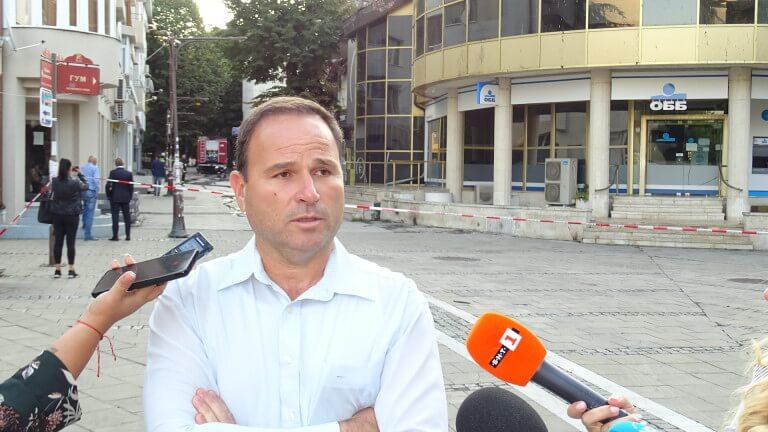 Арестуваха 43-годишен, заподозрян за пожара в Благоевград
