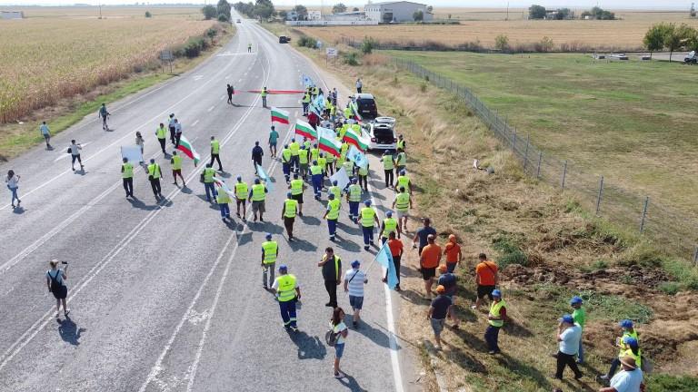 Втори протест се задава тази седмица – на пътните строители