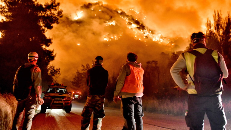 Пожар вилня в Център за настаняване от семеен тип в Монтана